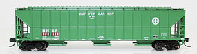 Fox N CVD 4700 HOPPER BNSF 808434