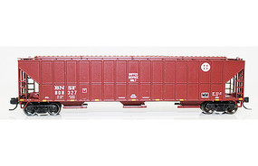 Fox N CVD 4700 HOPPER BNSF 808327