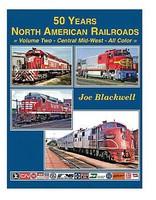 FourWays 50 Yrs North American RR