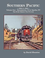 FourWays Southern Pacific 1960s to 1990s Volume One- Sacramento, CA to Sparks, NV