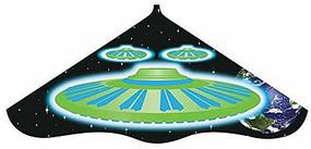 Gayla 42''x22'' UFO Delta Wing Kite Single Line Kite #118