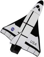 Gayla 40x48 Space Shuttle 3-D Nylon Kite Single-Line Kite #1327