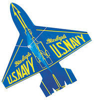 Gayla US Navy Blue Angels Stunt 42x42 Multi-Line Kite #1342