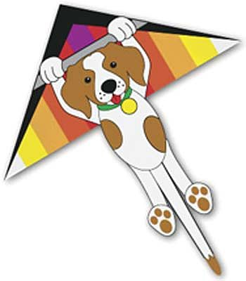 Gayla Industries Sky Pup Nylon 50'' -- Single-Line Kite -- #1350