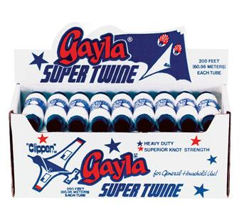 Gayla Industries 400' White Super Twine (36pc) -- Kite Accessory -- #400