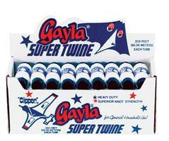 Gayla 400' White Super Twine (36pc) Kite Accessory #400