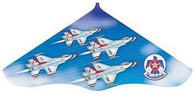 Gayla Thunderbirds Delta 42 Single-Line Kite #572