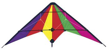 Gayla Industries Stunt Master Windwalker 84x38 -- Multi-Line Kite -- #695