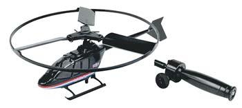 Gayla Industries Air Hawk Helicopter Black