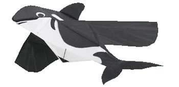 Gayla Industries Whale 3D 46 -- Single-Line Kite -- #864