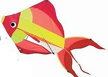 Gayla 29x18 Sun Fish 3-D Nylon Kite Single-Line Kite #878