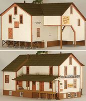 GCLaser O.H. Wright & Co. (Laser-Cut Kit) HO-Scale Model Building #19063