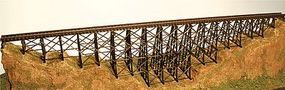 GCLaser Wood Trestle Kit - Z-Scale