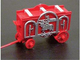 Gem-City Band Wagon - O-Scale