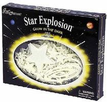 Great-Explorations Star Explosion Set Glow-in-the-Dark Stars & Astros