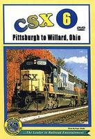 Greenfrog CSX-6 Pittsburg/Willard