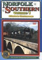 Greenfrog DVD Norfolk Southern - Volume 1 - Atlanta to Chattanoga