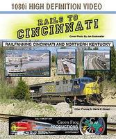 Greenfrog BLU-RAY Cincinnati Rails