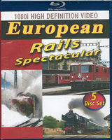 Greenfrog Euro Rails Spectacular