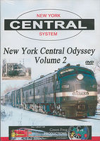 Greenfrog New York Central Odyssey Volume 2