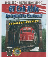 Greenfrog Grand Trunk Cab-Ride Extended Edition-Springfiels to Cincinnati BluRay Format