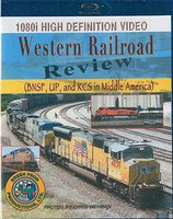 Greenfrog Western Railroad Review-BNSF,UP and KCS in Middle America BluRay Format