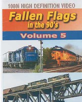 Greenfrog Fallen Flags In The 90's Volume 5 Blu-Ray