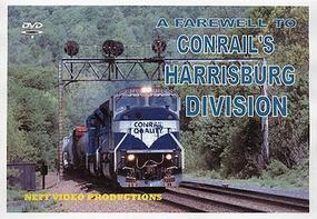 Greenfrog Farewell to Conrails DVD