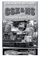 Greenfrog CSX & NS Thru Brdr States