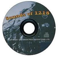 Greenfrog Sounds Of 1218 CD