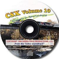 Greenfrog Sounds Of CSX 10 Sndtrck