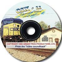 Greenfrog Sounds Of CSX 11 Sndtrck