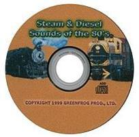 Greenfrog Steam/Diesel Sounds/80s