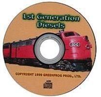 Greenfrog 1st Generation Diesels CD