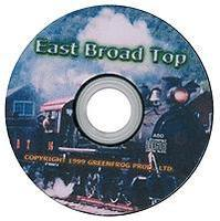Greenfrog Sounds/East Broad Top CD