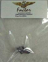 G-Factor Hamilton Standard Aluminum Prop Nut Plastic Model Aircraft Parts 1/32 Scale #32009