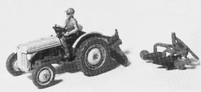 GHQ Farm Machinery (Unpainted Metal Kit) HO Scale #60009