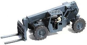GHQ Gradall Material Handler w/Operator Figure (Unpainted Metal Kit) HO Scale Model Vehicle #61009