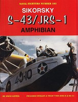 GinterBooks Naval Fighter- Sikorsky S43/JRS1 Amphibian