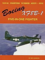 GinterBooks Naval Fighters- Boeing XF8B-1 5-in-1 Fighter Military History Book #65