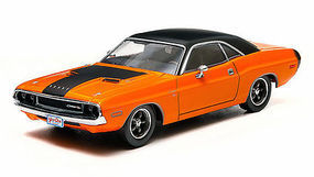 Green-Light F&F 1970 Dodge Challenger RT Diecast Model Car 1/43 Scale #86207