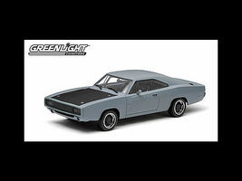 Green-Light F&F 1970 Dodge Charger P Diecast Model Car 1/43 Scale #86217