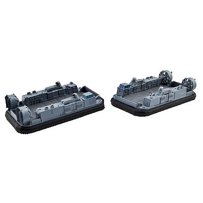 Galley-Models USN LCAD Hovercraft Plastic Model Hovercraft Kit 1/350 Scale #64005