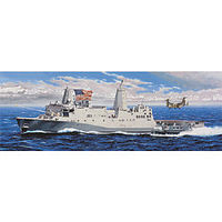 Galley-Models USS New York Plastic Model Military Transport Ship Kit 1/350 Scale #64007