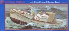 Glencoe USCG Rescue Boat Plastic Model Rescue Ship Kit 1/48 Scale #05301