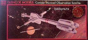 Glencoe Convair Observation Satelite Space Program Plastic Spaceship Kit #05911