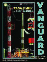Glencoe 1/76 Vanguard Rocket & Gantry