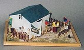 Grandt Gramps Workshop O-Scale