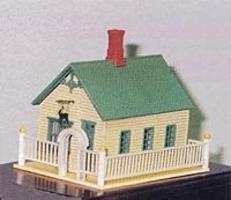 Grandt The Crossings Series - Deer Creek Dollhouse Model Railroad Buildings #3421