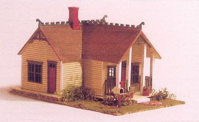 Grandt Willow Glen Kit - N-Scale